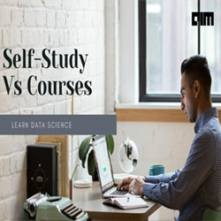 Self study or full-time: What suits a data science aspirant