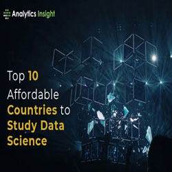 Top 10 affordable countries to study data science