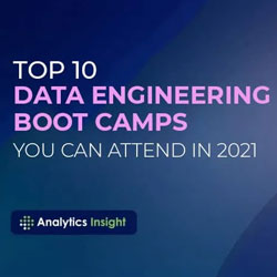 Top 10 data engineering boot camps you can attend in 2021