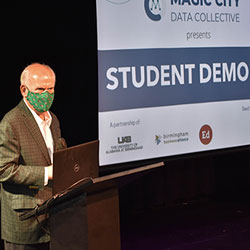 Magic city data collective: UAB students helping solve community challenges through data analysis